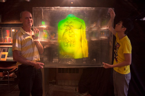 hologram holography studios sapan