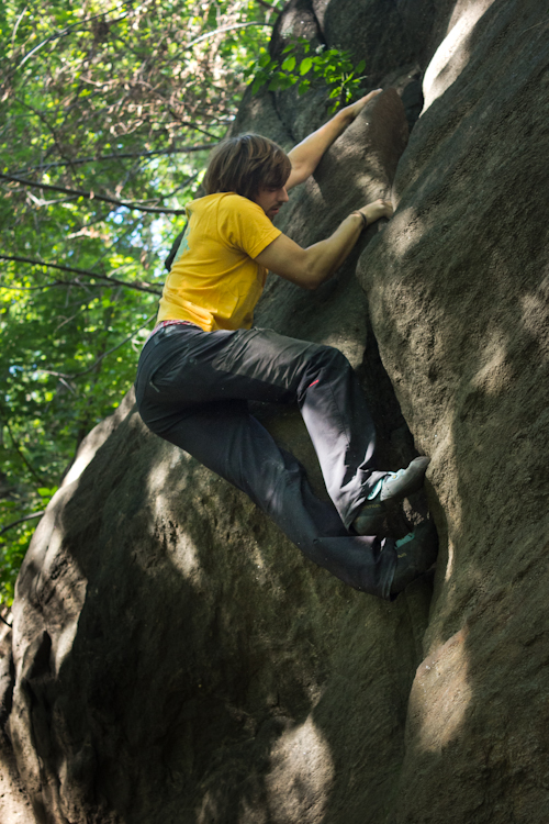 sudeith gareth leah petroglyph modern bouldering rock climbing
