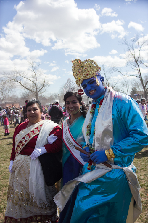 holi phagwah 2013 richmond hill queens